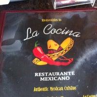 Photo taken at La Cocina by Briana H. on 6/7/2012