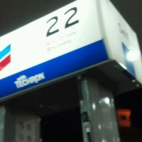 Photo taken at Chevron by Iceselle D. on 3/31/2012