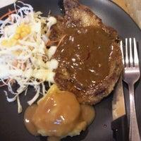 Photo taken at Nana Steak by BunGz E. on 2/7/2012
