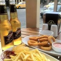 Photo taken at Jumbo Burger by Yasemin E. on 8/27/2012