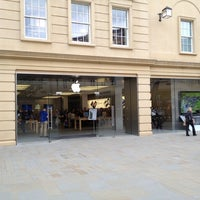 Photo taken at Apple Store, SouthGate by Andrea M. on 6/21/2012