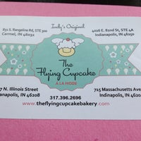 Photo taken at The Flying Cupcake by Eric S. on 6/23/2012