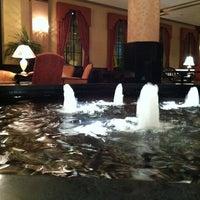 Photo taken at Drury Plaza Hotel St. Louis At The Arch by Jaxom V. on 4/7/2012