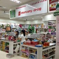 Photo taken at Mercury Drug by Fritzie S. on 5/27/2012
