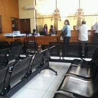 Photo taken at Kantor Dinas Kependudukan & Catatan Sipil kota Denpasar by Tony D. on 9/6/2012