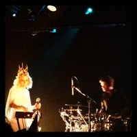 Photo taken at Echoplex by S. J. on 4/11/2012