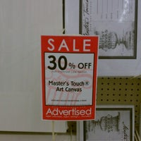 Photo taken at Hobby Lobby by Rick N. on 6/20/2012