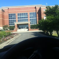 Photo taken at Benedictine University by Jordan B. on 6/20/2012