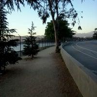 Photo taken at Silver Lake Reservoir by Joseph K. on 5/15/2012