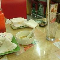 Photo taken at VietMac Riceburger by Hung N. on 6/12/2012