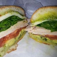 Photo taken at Morucci's Deli by Andrea P. on 4/12/2012