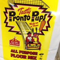Photo taken at Pronto Pups by Susy on 7/29/2012