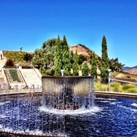 Photo taken at Artesa Vineyards & Winery by Melanie S. on 8/18/2012