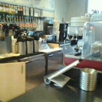 Photo taken at Jitters Cafe Shadyside by Melvin M. on 7/5/2012