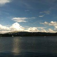 Photo taken at Dillon Reservoir by Corbin G. on 7/15/2012