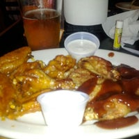 Photo taken at Bada Wings by Frank M. on 4/21/2012