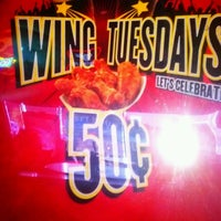 Photo taken at Buffalo Wild Wings by the T. on 6/20/2012