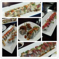 Photo taken at Sushi One by Dailoc N. on 5/29/2012