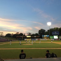 Photo taken at Fifth Third Bank Ballpark by Aaron R. on 5/24/2012