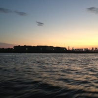 Photo taken at Inner Harbor by Eric A. on 7/8/2012