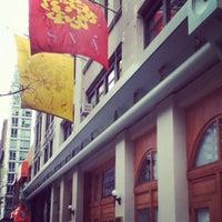 Photo taken at School of Visual Arts by Atsushi I. on 4/1/2012