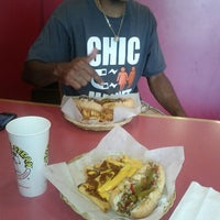 Photo taken at Cheese Steak Shop by kim d. on 5/5/2012