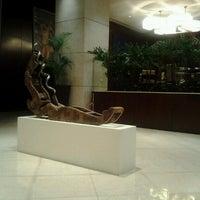 Photo taken at Sheraton Mendoza Hotel by Andressa M. on 7/8/2012