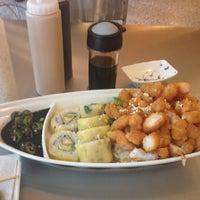 Photo taken at Sushi Hokō-Ki by Ruy P. on 7/28/2012