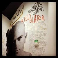 Photo taken at Quiksilver Capbreton by Asier on 7/15/2012