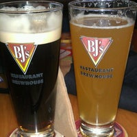 Photo taken at BJ's Restaurant and Brewhouse by KristiLynn M. on 4/10/2012