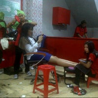 Photo taken at Fendri Salon by Suci D. on 7/12/2012