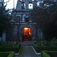 Photo taken at Hacienda La Cienega by Benoit K. on 5/13/2012