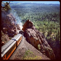 Photo taken at Durango & Silverton Narrow Gauge Railroad Co. by William D. on 5/10/2012