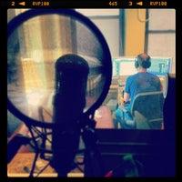 Photo taken at bass hit studios by Chris C. on 7/3/2012