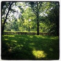 Photo taken at Van Cortlandt Park by Johnathan on 7/5/2012