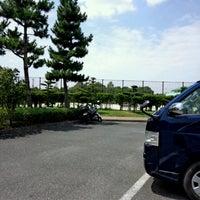 Photo taken at 美薗中央公園 by 鈴木 由. on 8/10/2012