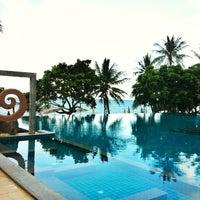 Photo taken at New Star Beach Resort by Petit P. on 2/24/2012