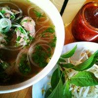 Photo taken at So Ba Vietnamese Restaurant by jbrotherlove on 7/29/2012