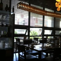 Photo taken at TRATTORIA Jina & Franco by Kyungin Park 박. on 7/19/2012