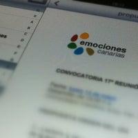 Photo taken at Emociones Canarias S.L. by José María R. on 5/14/2012