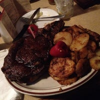 Photo taken at Arthur's Steak House & Pub by Chris A. on 3/22/2012