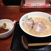 Photo taken at Benkei Ramen by Davide M. on 2/11/2012