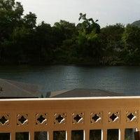 Photo taken at Dheva Mantra Resort & Spa (เทวมันตร์ทรา) by Paisal S. on 6/6/2012