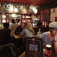 Photo taken at The Beehive Inn by Evgenya Chervonuk S. on 5/11/2012