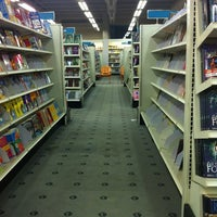 Photo taken at Jarir Bookstore by Dareen G. on 8/30/2012