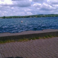 Photo taken at Canandaigua City Pier by Bryan A. on 5/21/2012