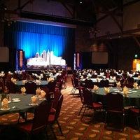 Photo taken at Gatlinburg Convention Center by Greg F. on 3/27/2012