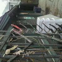 Photo taken at Standard Bike Repair by Colorado Card on 2/28/2012