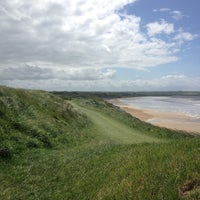 Photo taken at Ballybunion Golf Club by Ryan W. on 6/8/2012