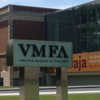 Photo taken at Virginia Museum of Fine Arts (VMFA) by Stephen F. on 5/18/2012